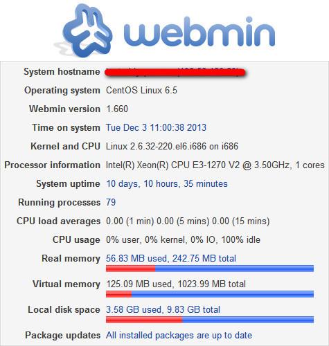 Webmin:如何安装Perl模块DBI和DBD-MySQL