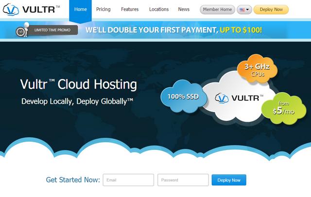 又一家VPS:Vultr.com